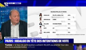 Paris : Hidalgo en tête des intentions de vote -  15/09