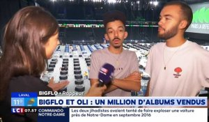 """Emmenez-Moi"" : Bigflo et Oli, un million de fans"