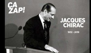 Jacques Chirac 1932 - 2019 - ZAPPING HOMMAGE