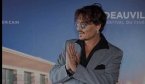 Le message touchant de Johnny Depp à Vanessa Paradis