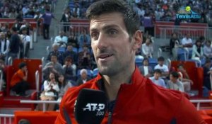 "ATP - Tokyo - ""The fantastic week"" of Novak Djokovic in Tokyo with a 76th title in his career"