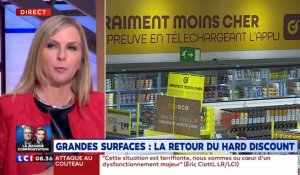 Grandes surfaces : retour du hard discount