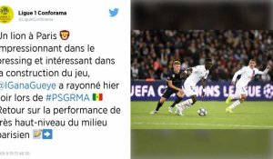 Ligue des champions : PSG - Real Madrid : la performance XXL d'Idrissa Gueye