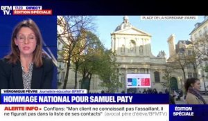 Story 2 : Hommage national pour Samuel Paty - 21/10