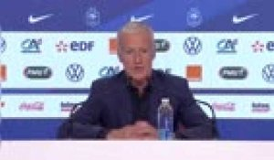 France - Mbappé, Thuram, Dembélé... L'essentiel de la conf' de Deschamps