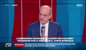 Témoin RMC : Jean-Michel Blanquer - 18/11