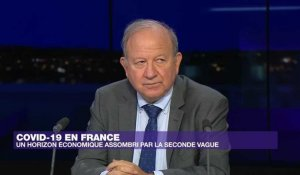 Covid-19 en France : l'horizon économique s'assombrit