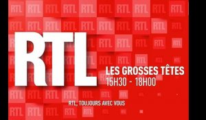 Le journal RTL du 12 octobre 2020