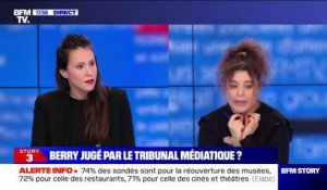 Story 4 : Richard Berry jugé par le tribunal médiatique ? - 17/02