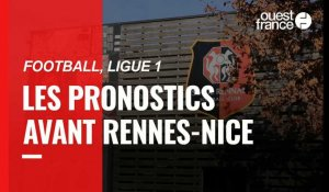 VIDEO. Ligue 1. Stade Rennais - OGC Nice : Les pronostics