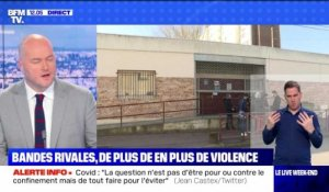 Bandes rivales, de plus en plus de violences - 27/02