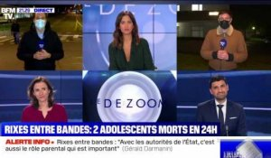 Rixes entre bandes: 2 adolescents morts en 24 heures (2) - 23/02