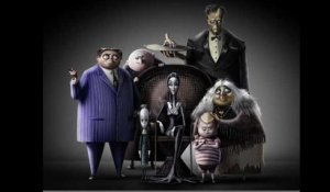 The Addams Family: Teaser HD VO