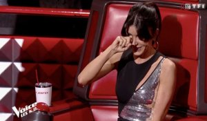 Jenifer fond en larmes (The Voice) - ZAPPING PEOPLE DU 08/04/2019