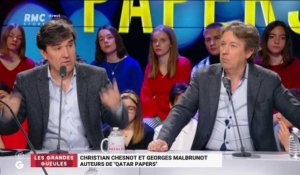 Le Grand Oral de Georges Malbrunot et Christian Chesnot - 09/04