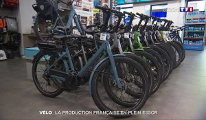 "Grand format : la production de vélo ""made in France"" en plein essor"