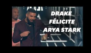"Aux Billboard Music Awards, Drake spoile ""Game of Thrones"""