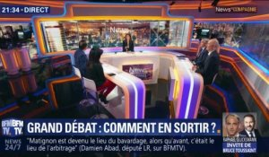 Grand débat: Comment en sortir ?