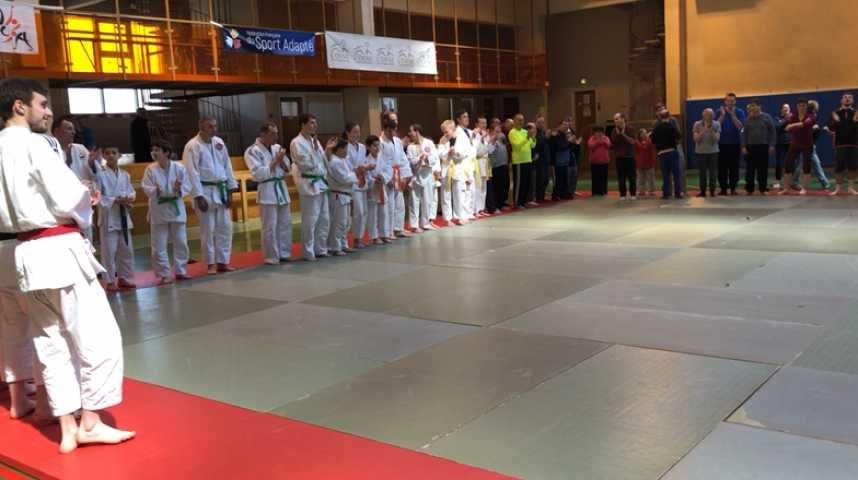 Argentan Du Judo Pour Tous Salle Jean Le Noir Sur Orange Videos
