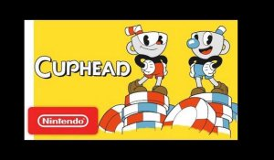 Cuphead - Launch Trailer - Nintendo Switch