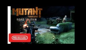 Mutant Year Zero: Road to Eden - Announcement Trailer - Nintendo Switch