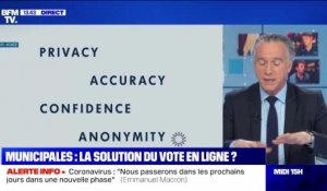 Municipales : la solution du vote en ligne ? - 06/03