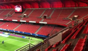 Football : France - Pays-Bas à huis-clos à Valenciennes