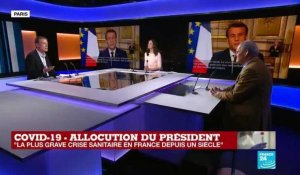 Quelle analyse en tirer de l'allocution d'Emmanuel Macron ?