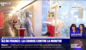 Île-de-France: la course contre la montre (4) - 02/04