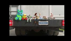 Toy Story 4 de Disney•Pixar | Felices vacaciones | HD