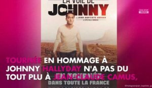 Johnny Hallyday : son sosie vocal Jean-Baptiste Guegan s'attire les foudres de son producteur