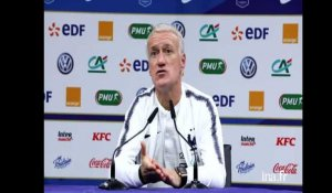 Didier Deschamps lance un avertissement à Benjamin Mendy