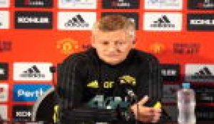 Man United - Solskjaer : ''Un programme médiatique contre Pogba''