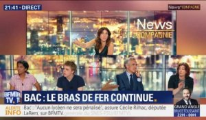 Notes du bac: le bras de fer continue