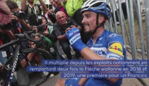 Tour de France : la folle ascension de Julian Alaphilippe