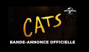 Cats - Bande-annonce officielle SUB (Universal Pictures) HD