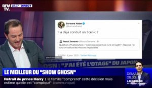 "Le meilleur du ""show Ghosn"" - 08/01"
