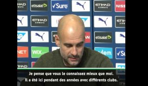 "Man City - Guardiola : ""Mourinho est un manager incroyable"""