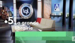 La grande librairie (France 5) Paul McCartney