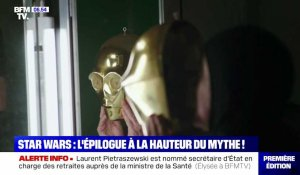 "Zapping du 19/12 : Star Wars : Anthony Daniels (C-3PO) : ""on pensait tous que c'était nul"""
