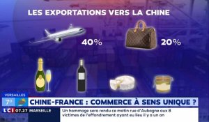 La Chronique éco : Chine - France, commerce à sens unique ?