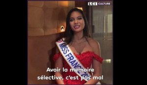 L'interview souvenirs de Vaimalama Chaves, Miss France 2019