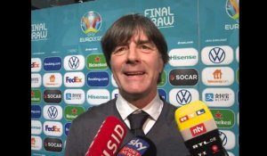 "Euro 2020 - Löw : ""De superbes matches contre la France et le Portugal"""