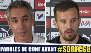 Paroles de Conf' avant Reims - Bordeaux