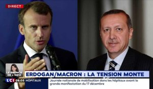 Erdogan vs Macron : la tension monte !