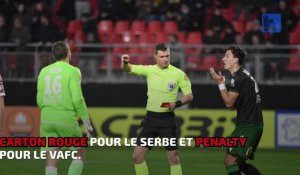 Football: le derby pour Valenciennes contre Lens