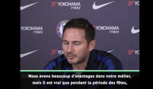 "19e j. - Lampard : ""Beaucoup de points à prendre"""