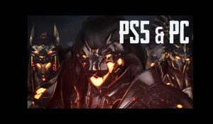 GODFALL : Trailer de Gameplay PS5 + PC Officiel (2020)