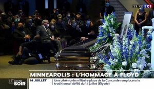 Minneapolis : l'hommage à Floyd