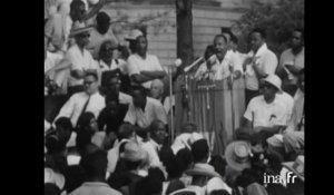 Discours Martin Luther King